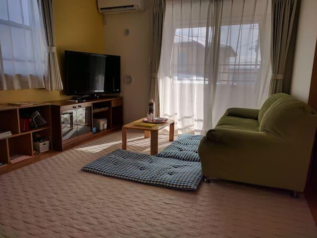 盛岡市、安比高原スキー場、八幡平、観光に最適 - Morioka-shi - Apartamento
