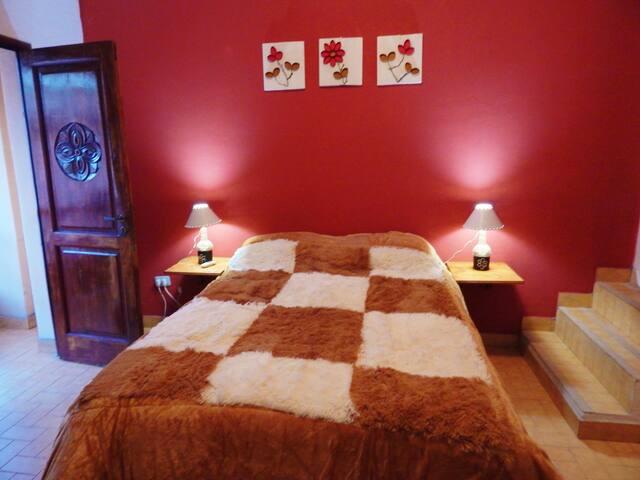 Habitación con Baño privado Externo - Samay Room 1