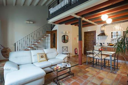 Dùplex 2 adultos + 2 niños La Rioja ll - Haro - Apartament