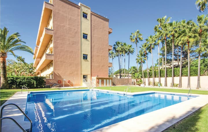Holiday apartment with 1 bedroom on 36m² in Las Chapas
