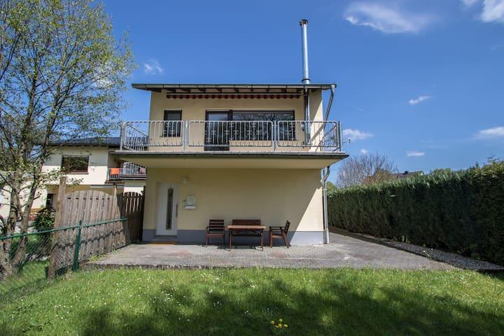 Haus am Dreifelder Weiher