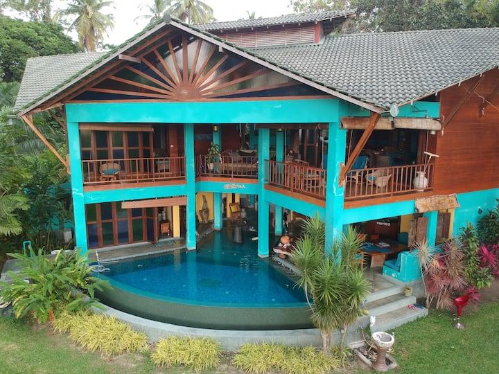 Seaside Architect designed house