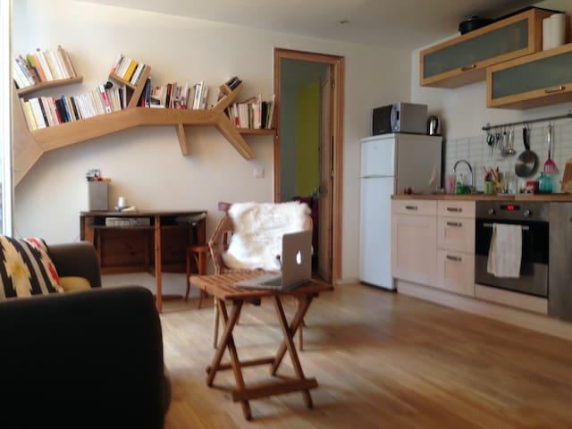 Appartement de charme Paris belleville (2 pièces) - Paris - Apartmen