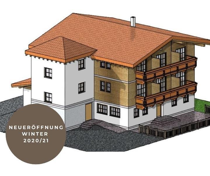Gemütliches Hotel inmitten der Tiroler Bergwelt