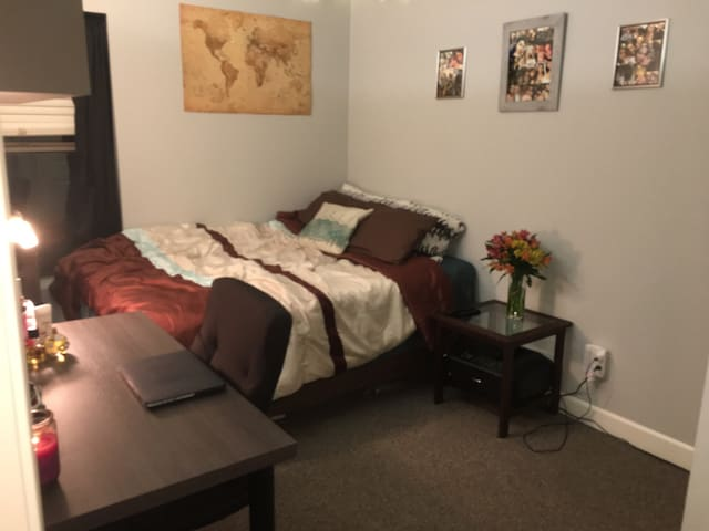 Room Newly Remodeled in January '17 - Champaign - Apartamento