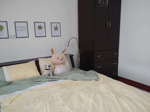 Tainan Jiali。2 person room for backpacker 。