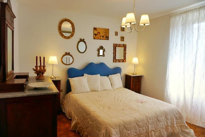 CASA DANTE – Charming apartment w/ view of Amiata