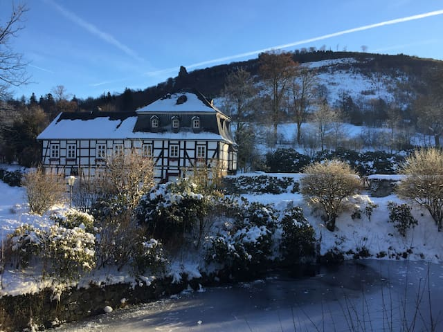 Guesthouse of Bruchhausen Castle - Sauerland