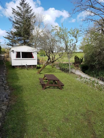 Anglesey Private Garden, Barbecue peaceful retreat