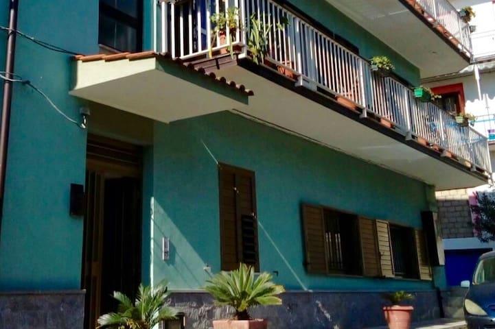 Appartamento al mare a Trebisacce - bandiera blu- - Trebisacce - Byt