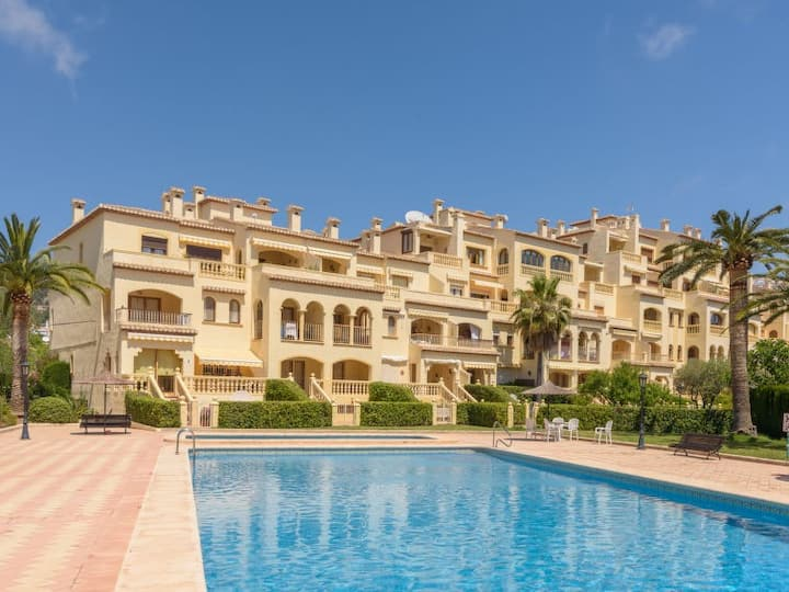 Garden Apartment with Pool, Javea Port. VT-479729A