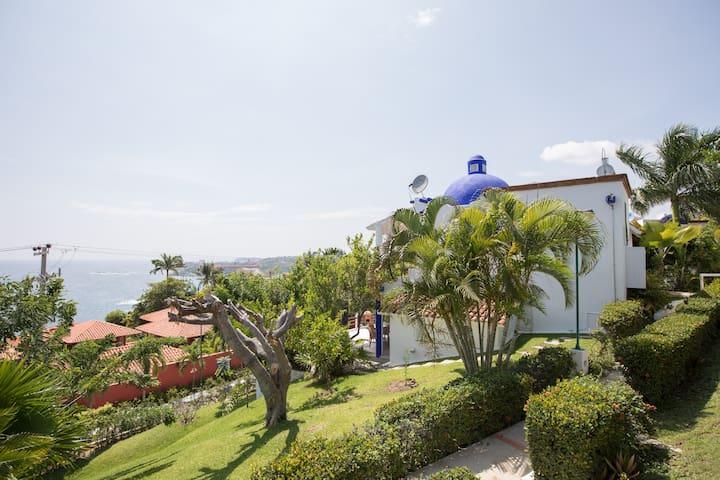 Huatulco - Oceanview Villa - Santa María Huatulco - Haus