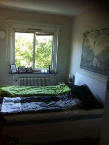 Comfy and spacious own room! - Göteborg - Apartemen