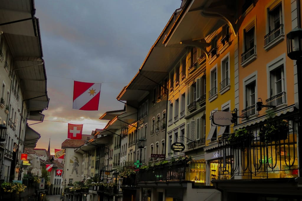Old Town of Thun