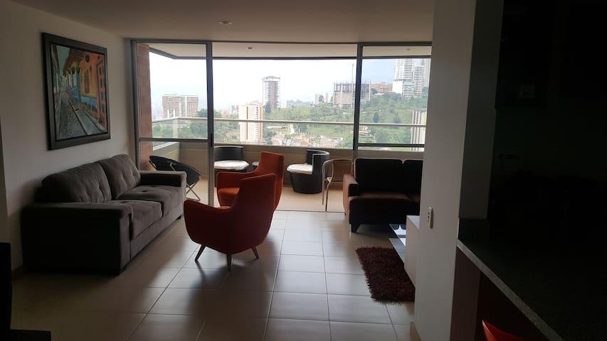 Apartamento amoblado con wifi