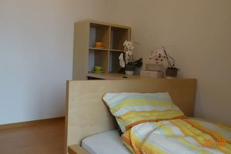 furnished room with own bathroom in top location - Leinfelden-Echterdingen