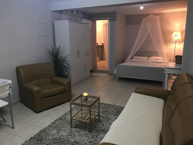 City center furnished studio - Pafos - Apartament