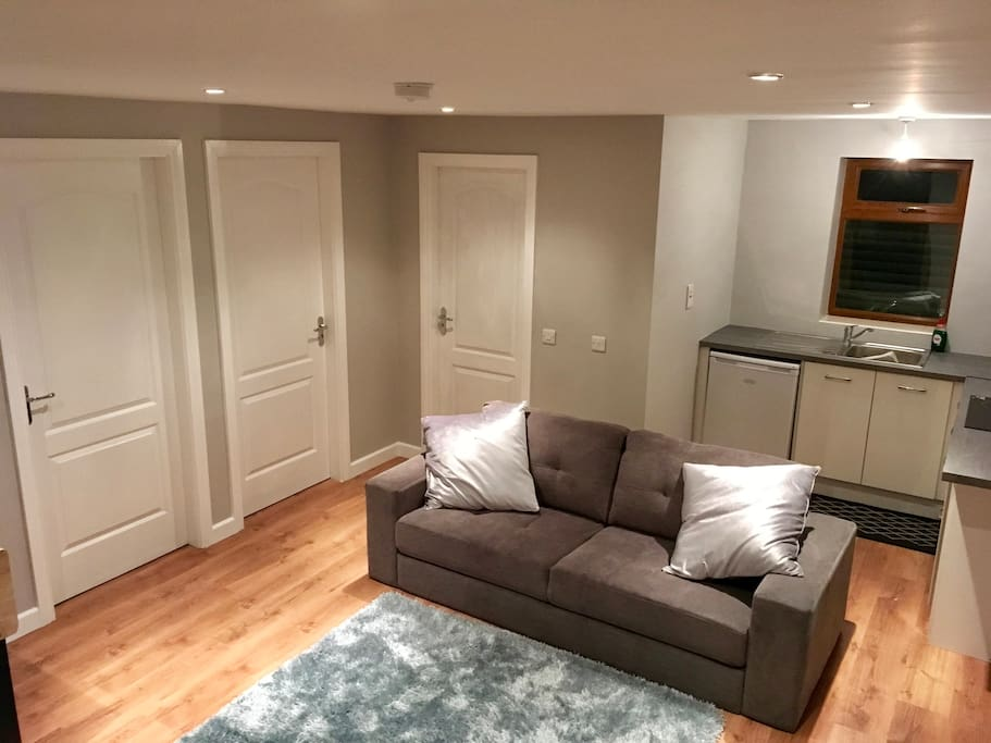 Own living area