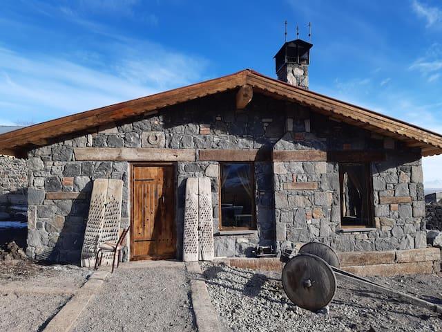 Kars'ta bir köy
