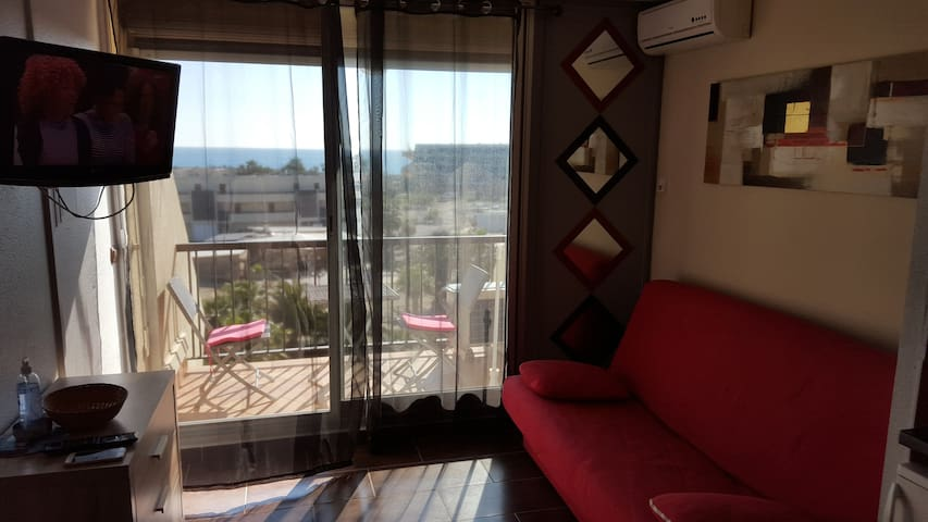 Studio Heliopolis J - Agde - Apartment