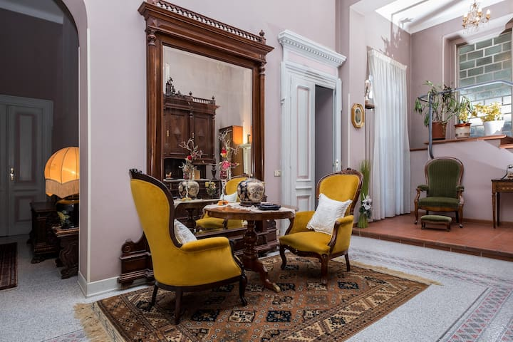 Camera singola a Casa di Nonna
