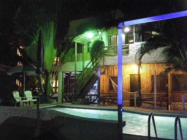 Cabanas ecológicas stephanie jireth en tonsupa
