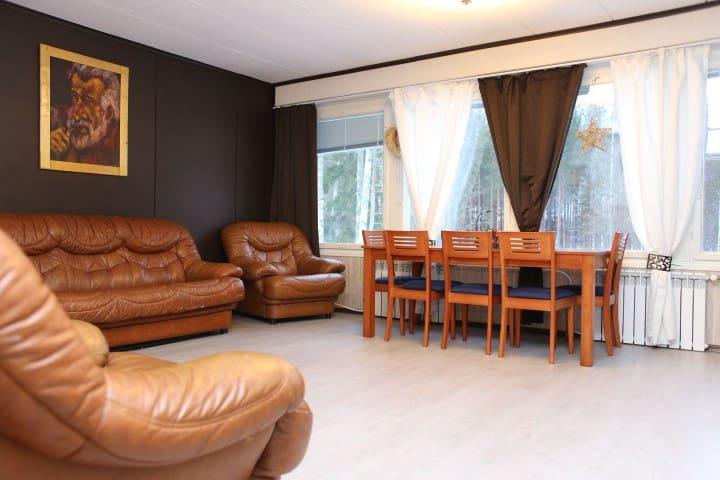 House wiht 5 bedroom   Дом с 5 спальнями (Saimaa) - Lappeenranta - Wikt i opierunek