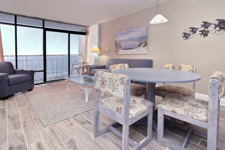 Sands Ocean Club 1237   Gorgeous Condo with Stunning Ocean Front View.