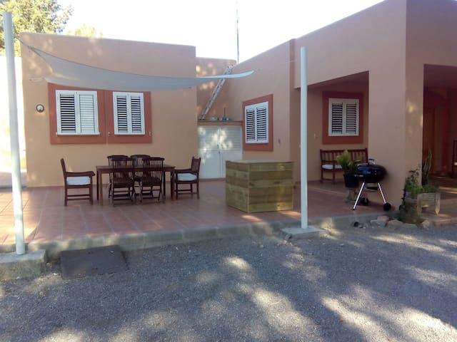 Can Kai,  cerca de las mejores playa - Sant josep - Casa