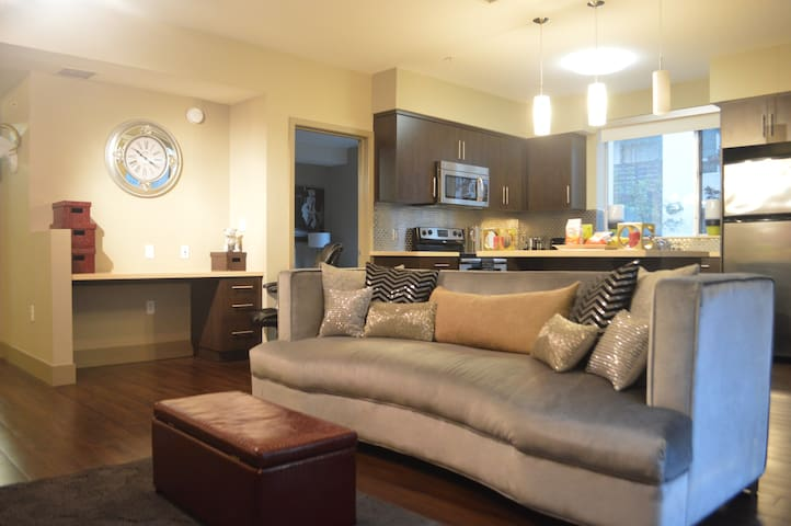 Wonderful & cosy apt in the hearth of Hollywood - Los Angeles - Apartment