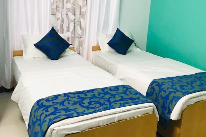 Olive Serviced Apartment~2BHK (202)