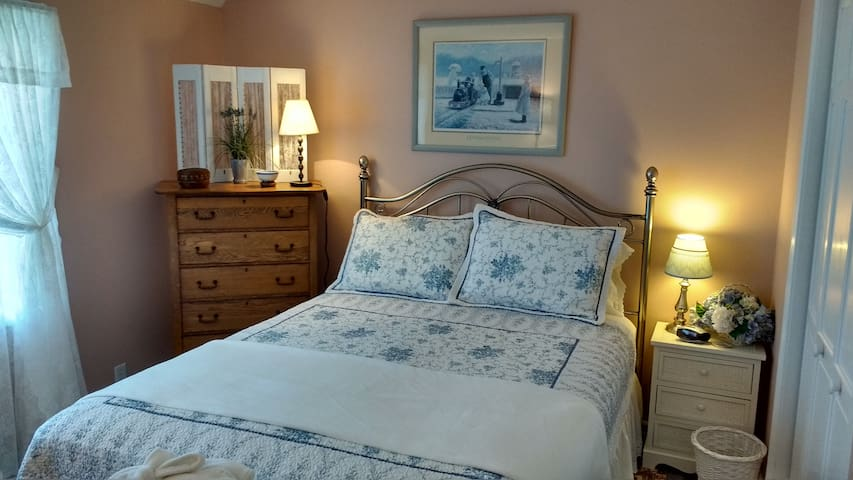 The Burr House/Elizabeth's Room - Wauseon - Bed & Breakfast