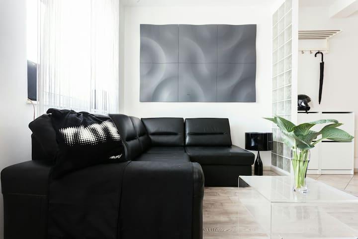 Piękna sypialnia /Modern Bedroom