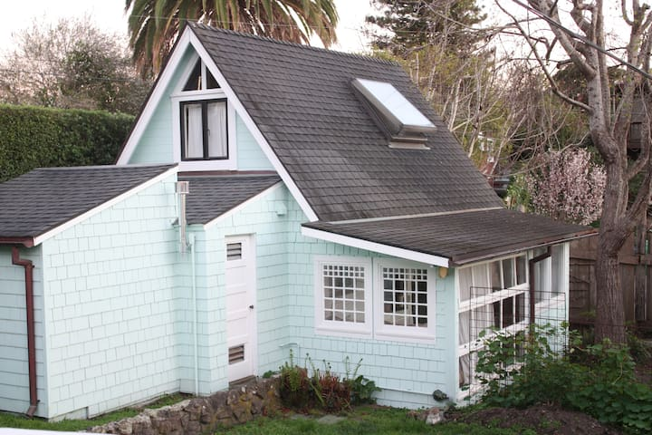 The Cottage - Stinson Beach - Casa