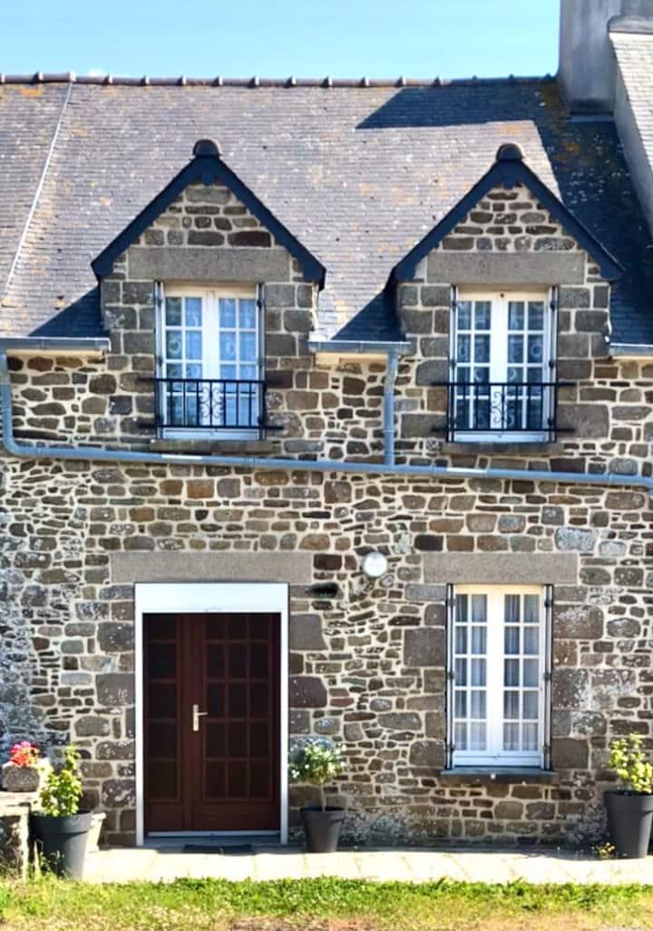 Maison bord de mer entre St Malo/Mt St Michel
