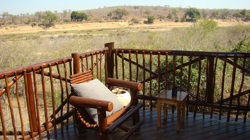 Majuli River View Lodge - Kruger Park - Marloth Park - Rumah