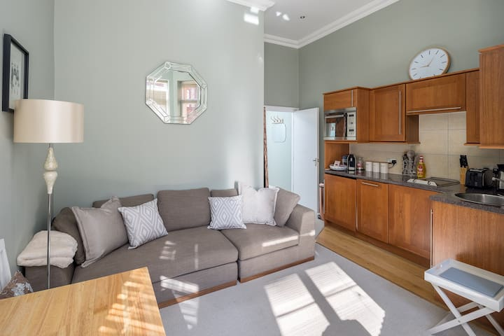 Cosy flat 1 minute from Sloane Square