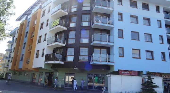 Apartament Jacek-300 meters from beach