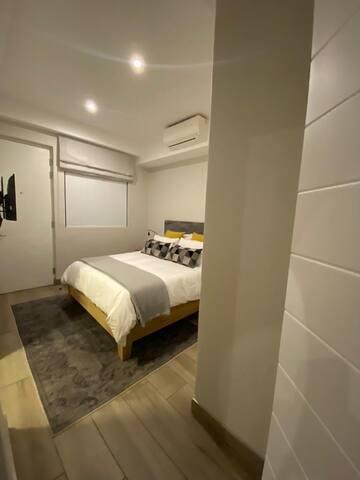 Luxury standard queen room at The Regency