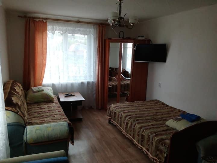 Однокомнатная квартира в Губахе