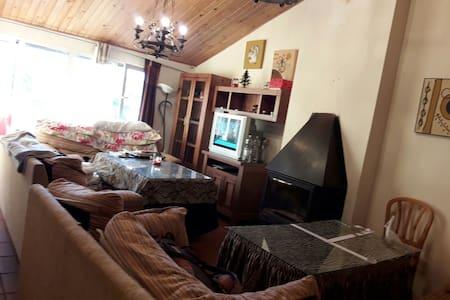 Acogedora casa de montaña con vista - Monachil - Ev
