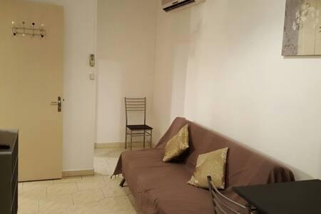 Appartement 2 pièces entièrement équipé - Sainte-Clotilde