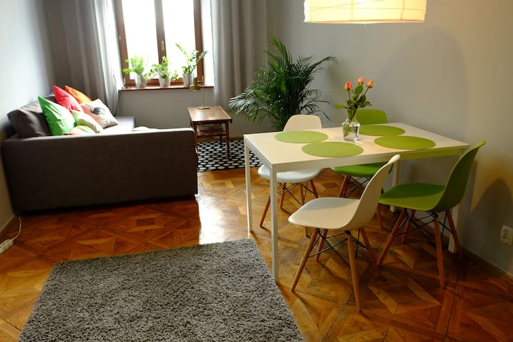 Main Square - Apartment in the city center!