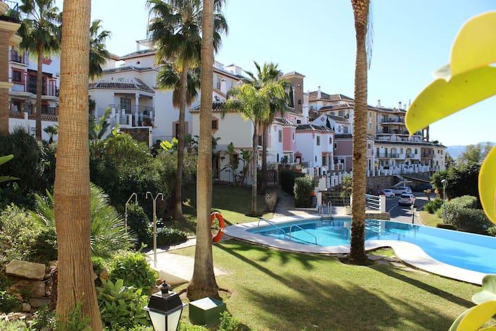 Apartmento Magico, 1-Bed, Puebla Aida, Mijas Golf