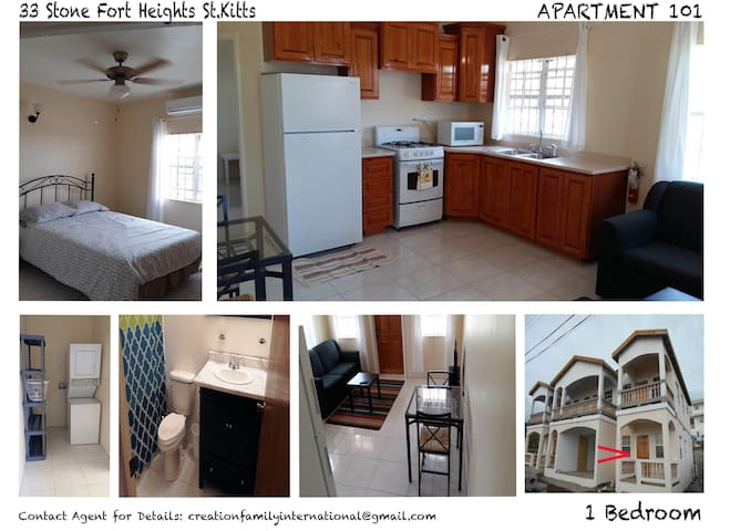 Stone Fort Heights-St. Kitts Haven Apartment #101