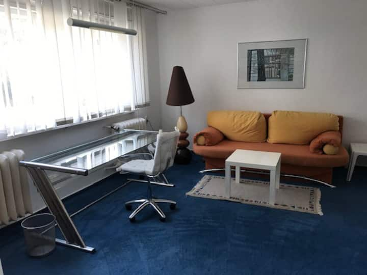 Zimmer Nahe Messe / Room near ExpoCenter City