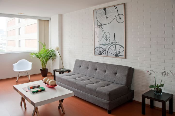Cozy Apartment in Polanco - Mexico City