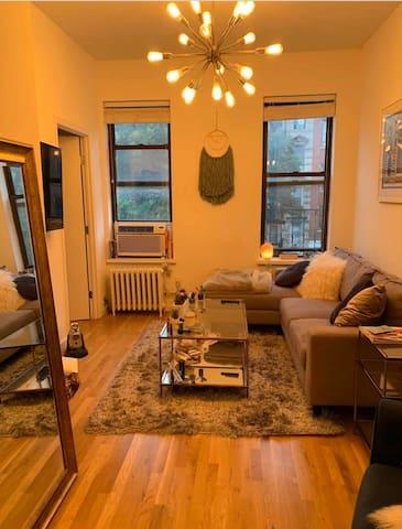 East village apartment amazing location