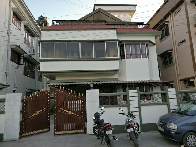Serene - Home stay at Siliguri - Siliguri - Villa