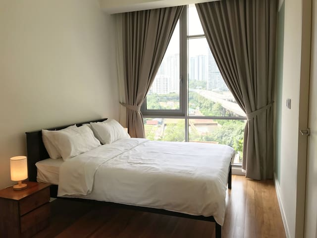 1 BR Studio Apartment in Hartamas